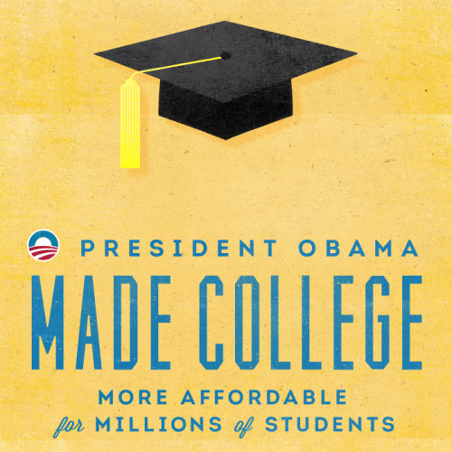 Here's how the President's plan is helping typical students afford college.