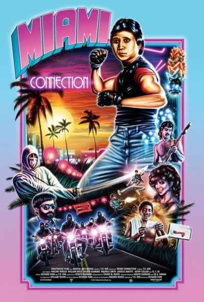 Miami Connection  Trailer here
