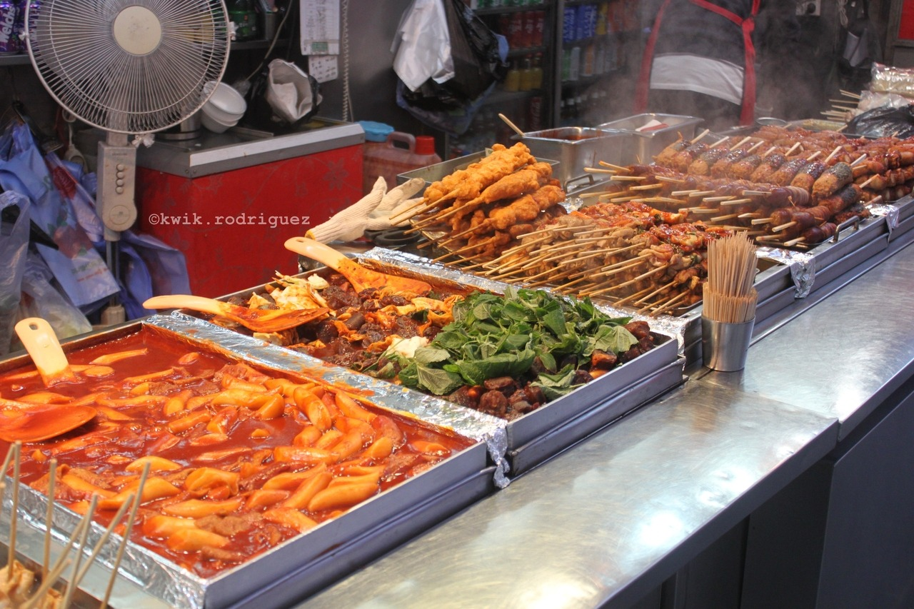 Korean street food :)
