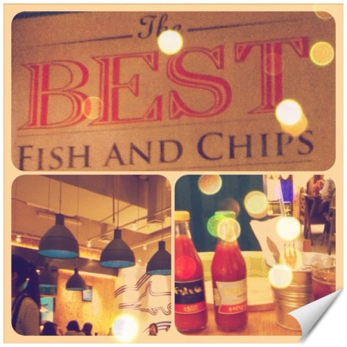 #fish&co #instafood #luncheon (at Fish & Co.™ Seafood Shack)