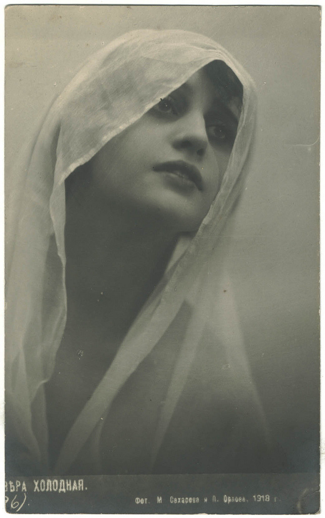 mudwerks:  KHOLODNAYA, Vera_Sin datos (1918); 96. Photo M. Sajarova & P. Orlova (by Performing Arts / Artes Escénicas)