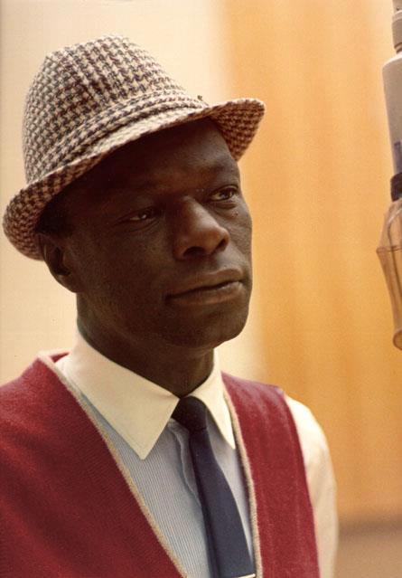 beyondfabric:  Nat King Cole  The father of the woman who named my little sister. In other words: That's my cousin right there!
