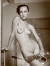 Musicandnude my hot bands alto sax @nakedsax