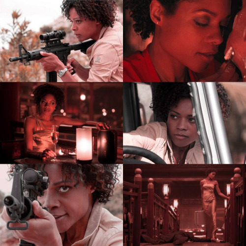 "bahaghari:  Eve Moneypenny in Skyfall  ""A moving target is harder to hit."" ""Then you better keep moving.""    Wait wait wait…Noami Harris is playing Moneypenny!??!! *flails*"