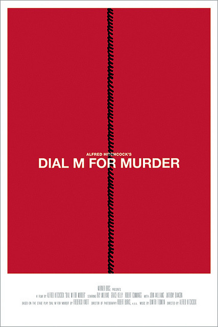 Dial M For Murder by associati