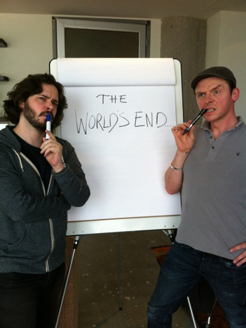 Zombies and musical numbers for Edgar Wright's The World's End? Expectations are understandably high regarding The World's End, Edgar Wright's concluding part of the Blood And Ice Cream trilogy. However, we're not sure how many of those expectations concerned the prospect of dancing zombies…