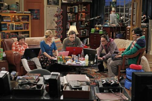 Big Bang Theory gamer pic ^_^!