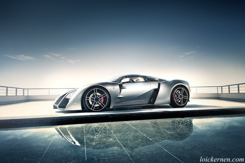 carpr0n:  A new era Starring: Marussia B2 (by Paganikon)