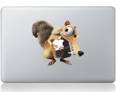 Ice Age MacBook Decal by Top Decal