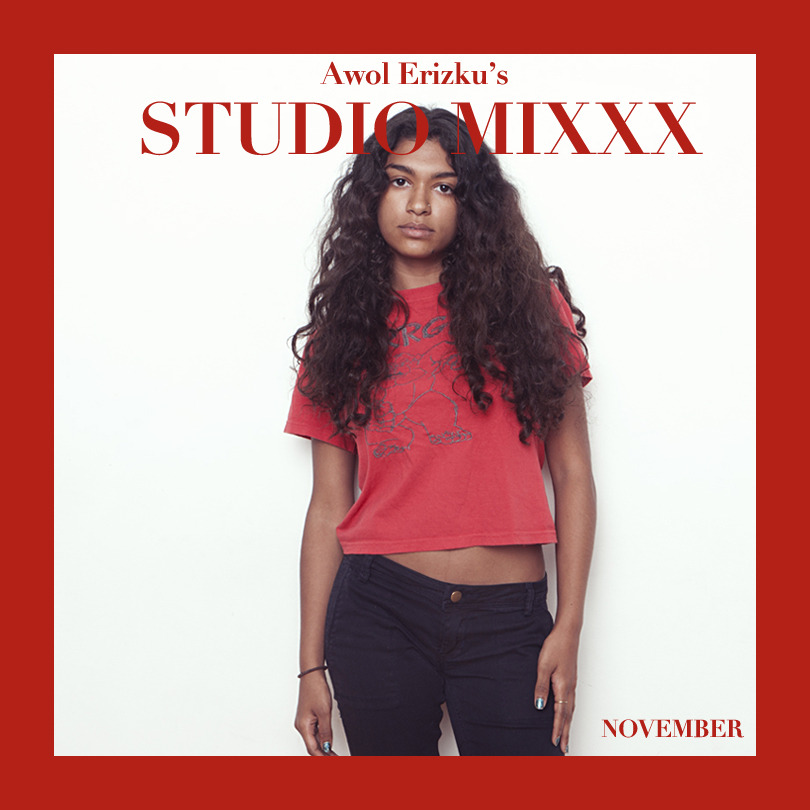AWOL ERIZKU PRESENTS STUDIO MIXXX V. VI