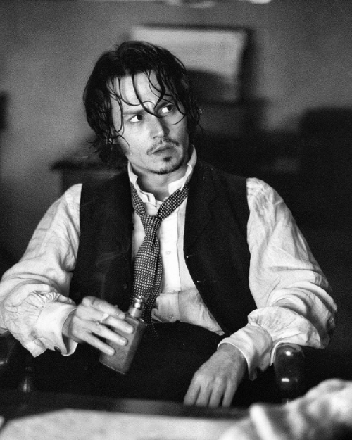 Johnny Depp, From Hell, 2001