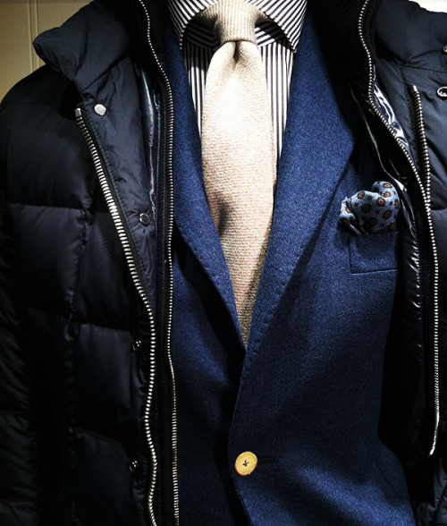 downeastandout:  Want this blazer.