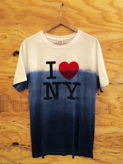 """I STILL LOVE NY"" Hurricane Sandy relief T-Shirt (via Grey Area)"
