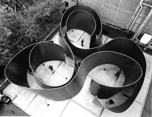 cartografico:  Richard Serra | Cycle