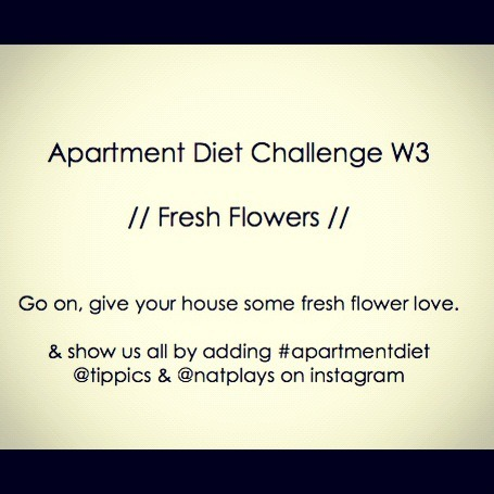 #apartmentdiet challenge w3 is out & we'd love you to join in! we can't wait to see how you style them in your homes. this week's challenge was inspired by apartment therapy see you on instagram. & thanks to all of you who are already participating.