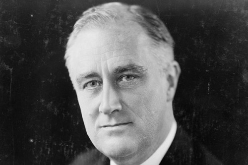 "November 5, 1940: FDR Re-Elected President for Third TermOn this day in 1940, Franklin Delano Roosevelt was re-elected for an unprecedented third third as president of the United States. Roosevelt was re-elected with the promise of maintaining American neutrality in foreign wars.The ratification of the 22nd Amendment in 1951 makes this presidential election the only occasion in American history in which a candidate was elected to a third term. Roosevelt was also re-elected to a fourth term in 1944 before dying less than three months after the term began.From American Experience, read FDR's ""Third Inaugural Address 1941,"" which cites Washington's ""sacred fire of liberty"" and urges Americans to protect democracy. Photo: Library of Congress"