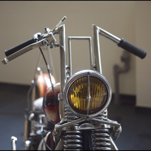 allcityplague:  @madrivermoco  oo, springer and an amber lens.