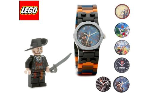 Like bow-ties andMen In Black, Legos will always be cool. Legos turn you into a stormtrooper or a ninja or a pilot. Or a garbageman. Or whatever. But as we get older gradually people try to get you to trade in your Legos. Do your homework. Go to college. Get a job. Move out of the basement. Gee whiz, ma! I just wanna play with my Legos! Now you don't have to choose. Head over to Daily Steals and pick up this slick Lego Watch for 80% off - you can be a pirate AND have a job. Just don't wear it to the interview. Get started here: http://bit.ly/S9jIXt