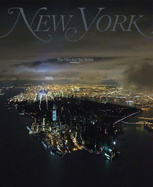 Architizer Exclusive: How Iwan Baan Got That Phenomenal Aerial Shot of Sandy-Stricken NYC