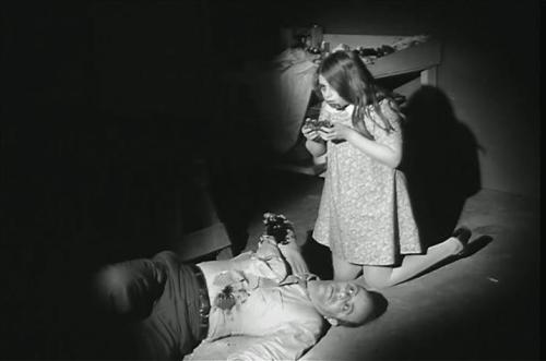 Little Devils #7: Karen—Night of the Living Dead A horror classic also has one of the classic Little Devils. George Romero's groundbreaking 1968 zombie movie features Karen's transformation from regular girl into something much more gruesome. Something so horrible, it earned her the #7 spot on our list!