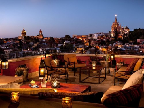 Hotels with Incredible Views | Rosewood San Miguel de Allende, Mexico