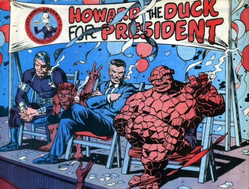 Howard the Duck: The Bipartisan Choice