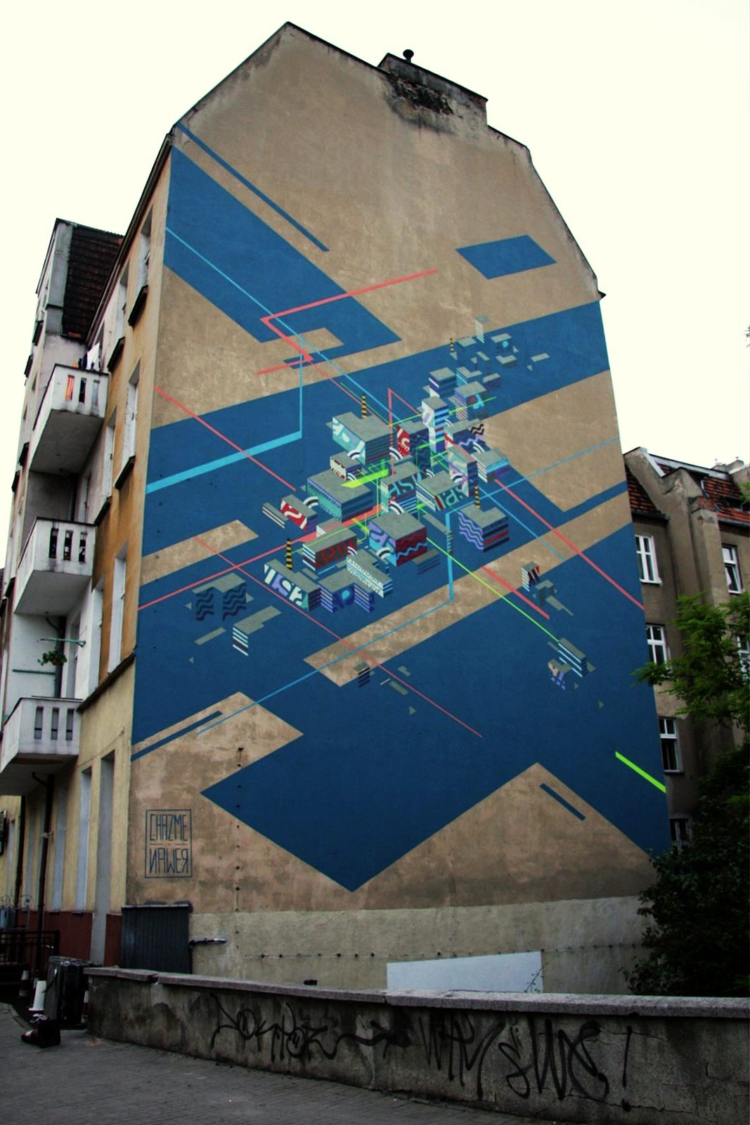 vimural:  Artists: Chazme and Nawer