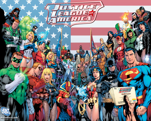 "DC Announces Two New Titles and 52 Variants for JLA With the cancellation of four titles last month, many were wondering if DC was finally going to end their attempt to publish 52 titles a month.  We discovered today that the answer is a resounding ""no"". Read More"