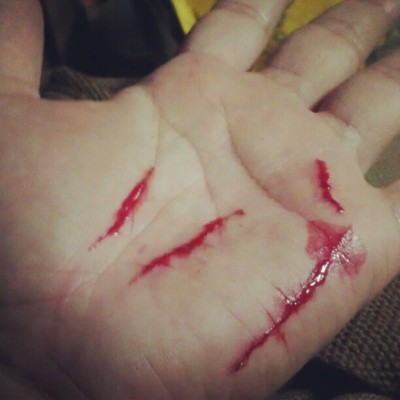 Bleeding (at Coconut Home)