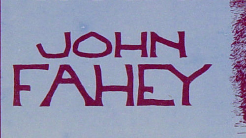 John Fahey - Great American Music Hall, San Francisco, CA, August 8, 1975 Hat-tip to Delta-Slider for pointing out this new-to-me recording available now on Wolfgang's Vault (free to stream, downloadable for the low low price of $5). It's a beautiful, crystal clear capture of Fahey near the height of his powers as a performer. Hear that steamboat gwine 'round de bend!