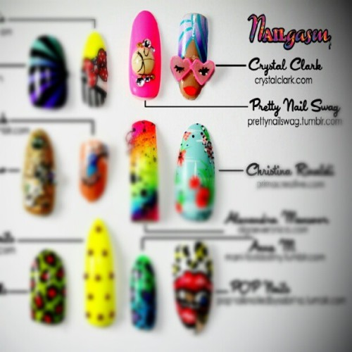 My Shady Lady!  A single clip from the @nailgasm video…..view it at http://vimeo.com/m/52794286 #nails #nailswag  #nailart #nailartiscool  #nailaddict #nailartofinstagram  #nailsdid  #nails