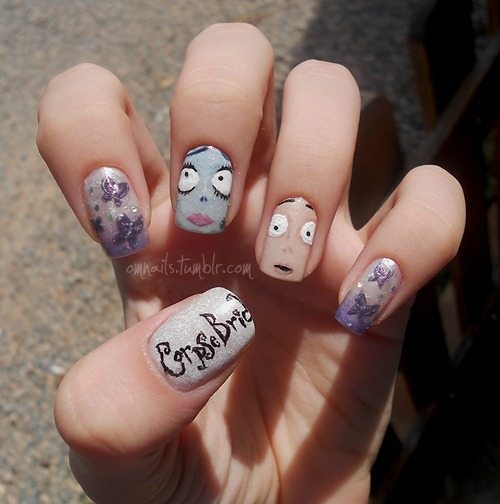 Corpse Bride  (facebook) (+nails)