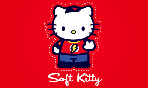 Geek Gear: The Big Bang Theory 'Soft Kitty' shirt