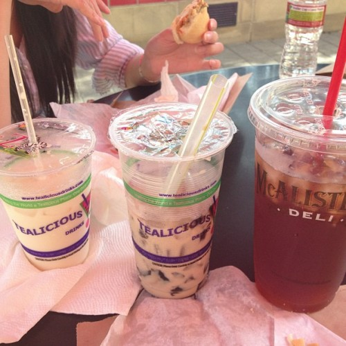 #drinks #boba #hotdays #likeaboss #collegelife