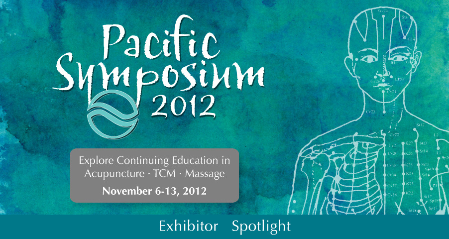 Come see some awesome vendors this weekend at the Pacific Symposium in San Diego! The exhibit hall is FREE and open to the public Friday - Sunday. Find more details about this annual Chinese medicine event HERE.