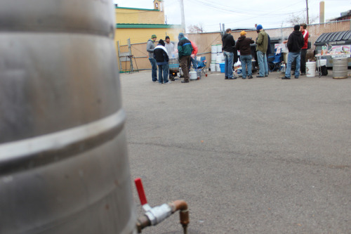 Take a look at photos from this year's Learn to Homebrew Day at the Eccentric Cafe.