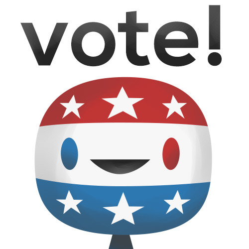 Vote! (feel free to reuse this icon!)