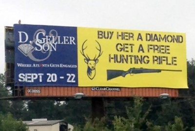 10 bucks this photo was taken in the South… via Funny Signs
