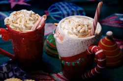 Christmas hot chocolate yummy cocoa hot cocoa