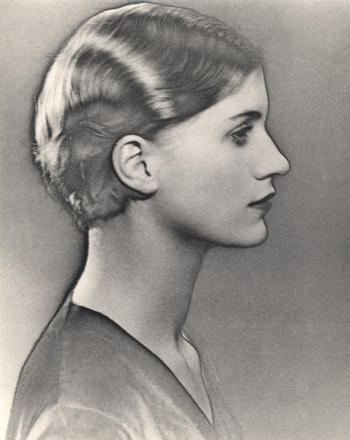 Lee Miller, Man Ray's muse.  Photographer and fashion model herself, April 23 1907 - July 21 1977