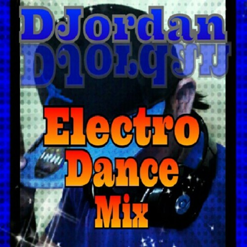 The new cover of my new mix Electro Dance.