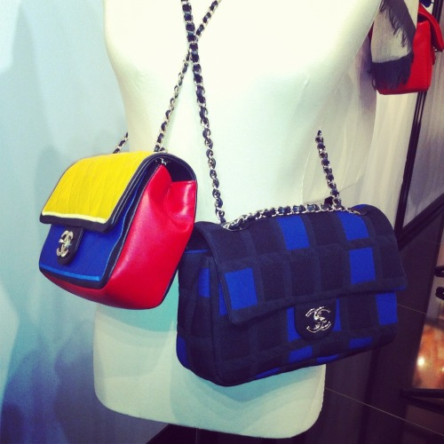 mariaduenasjacobs: Chanel Spring 2013 bags. Yes Please!