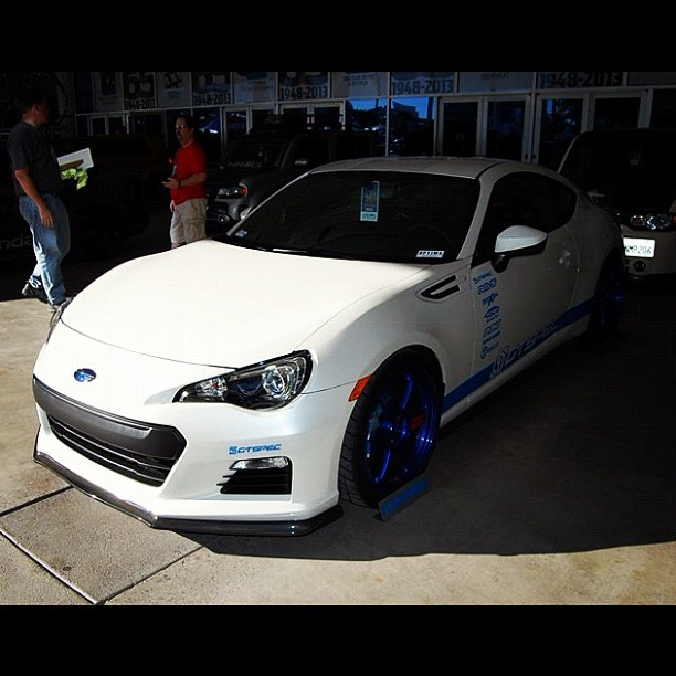#subaru #brz #modify 65 cars with #TweakedRevolution NOW AVAILABLE for iOS & Android. #tr #blacklist #carspushingthelimits #amazing_cars #instacar #stancenation #majestic_cars #stance #lowered #carporn #canibeat #cargramm #carswithoutlimits #caroftheday #illest #cars #love #picoftheday #follow