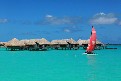 Bora Bora Bungalows on Flickr.