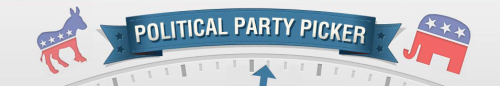 CollegeHumor's Political Party Picker Are you voting for the candidate that matches your beliefs? Click to find out!