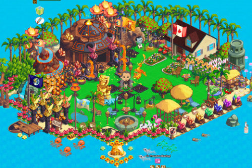 Treasure Isle and FishVille are 2 of the 13 games that Zynga recently announced they would be shutting down following the announcement that they expect to post a $90 million+ loss for the quater, and lowered their yearly earnings outlook twice in just three months.