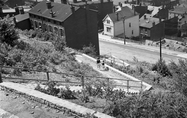 Found: The Jackson Hill Steps via OTR Blog