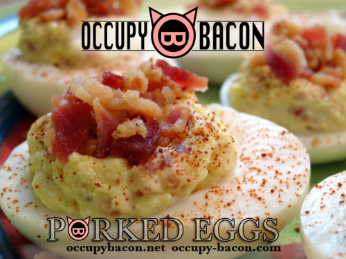 OB's Porked Eggs - »>RECIPE«<