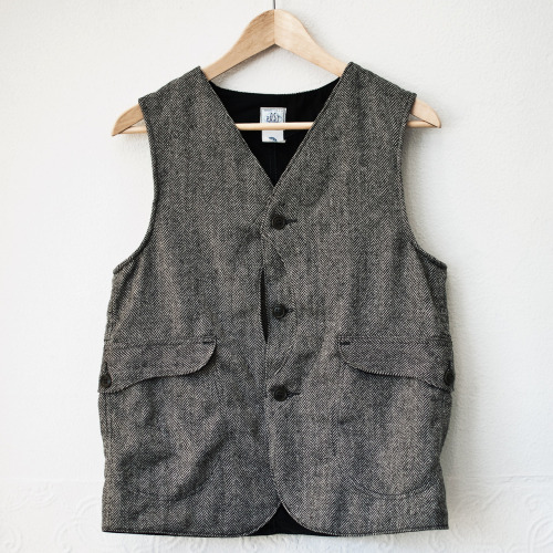 Post Overalls Royal Traveler Vest at Department Seventeen