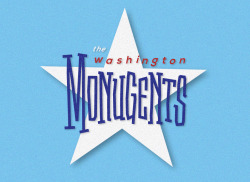 seminaldesigner:  The Washington Monugents, Scott Aukerman's political parodist singing quartet from Comedy Bang Bang ep. 184.